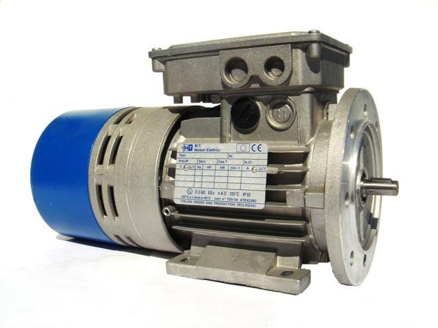 Измерение сопротивления в электродвигателе